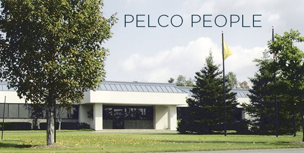Pelco welcomes new Sales Representative
