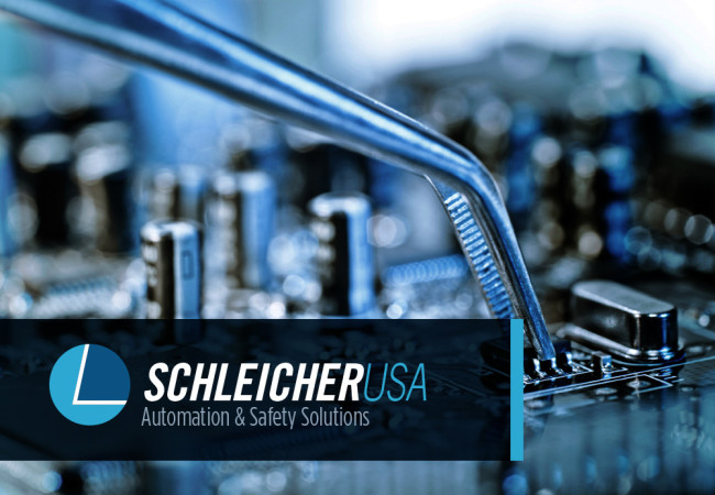 Pelco and Schleicher Electronic join forces
