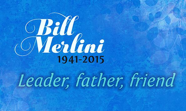Pelco honors Bill Merlini