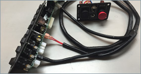 Cable and harness assembly from Pelmax