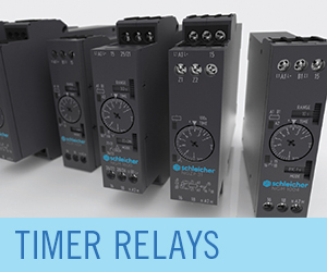 SchleicherUSA Timer Relays and Switches
