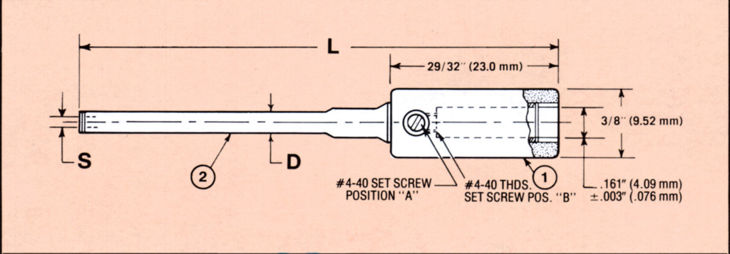 Flexcon socket type flexible test connectors