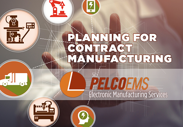 Choose an expert, attentive Contract Manufacturing team at PelcoEMS