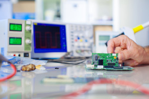Contract manufacturing, prototyping and electronic testing
