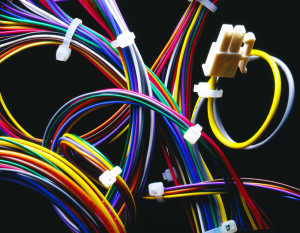 Contract manufacturing wire harness and cable assembly