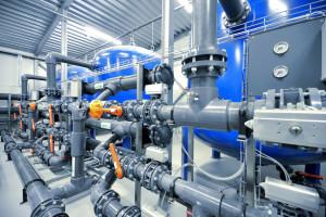 Industrial boiler system
