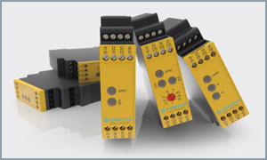 Five Safety Relays