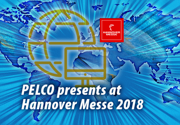 Pelco Component Technologies debuts at Hannover Messe in April 2018
