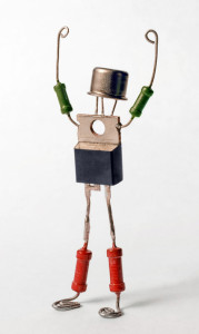 Strong capacitor figure