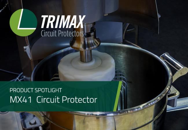 Product Spotlight: MX41 MANUAL RESET ROCKER SWITCH